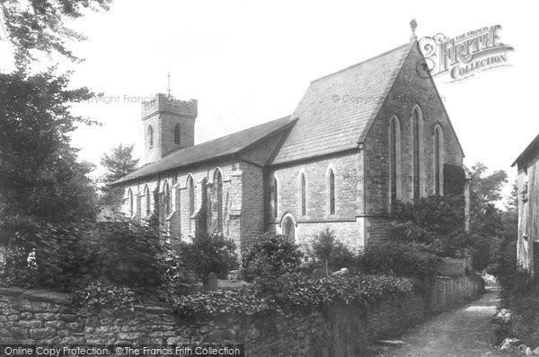 Casterton, Church 1899