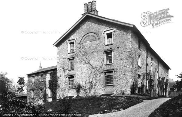 Kirkby Lonsdale, Low Wood School 1908