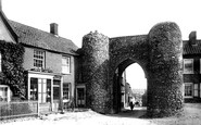 Example photo of Castle Acre