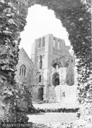 Castle Acre, The Priory c.1955