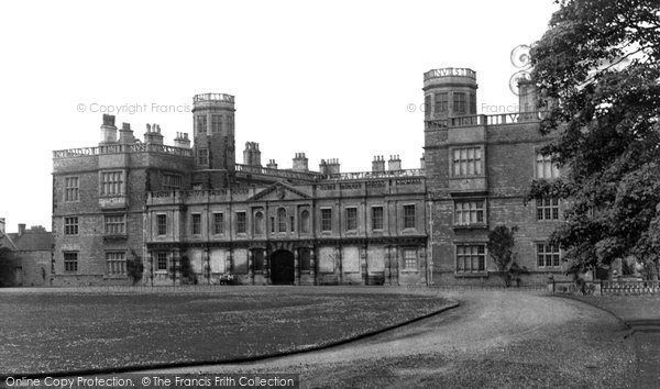 Photo of castle ashby house 1953 francis frith for Ashby house