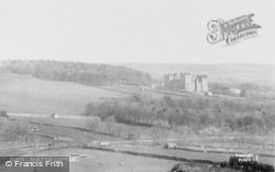 Castle Bolton, Bolton Castle 1889