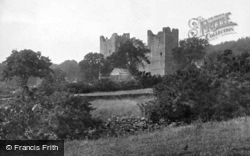 Bolton Castle 1893, Castle Bolton