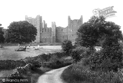 Castle Bolton, Bolton Castle 1911