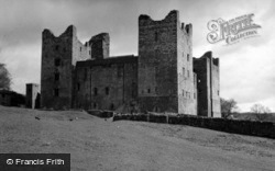 Bolton Castle 1949, Castle Bolton
