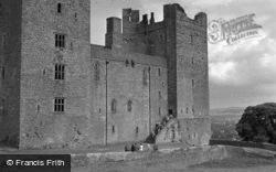 Bolton Castle 1951, Castle Bolton