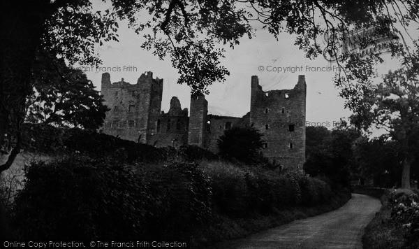 Photo of Castle Bolton, Bolton Castle c.1955