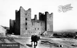 Bolton Castle c.1955, Castle Bolton
