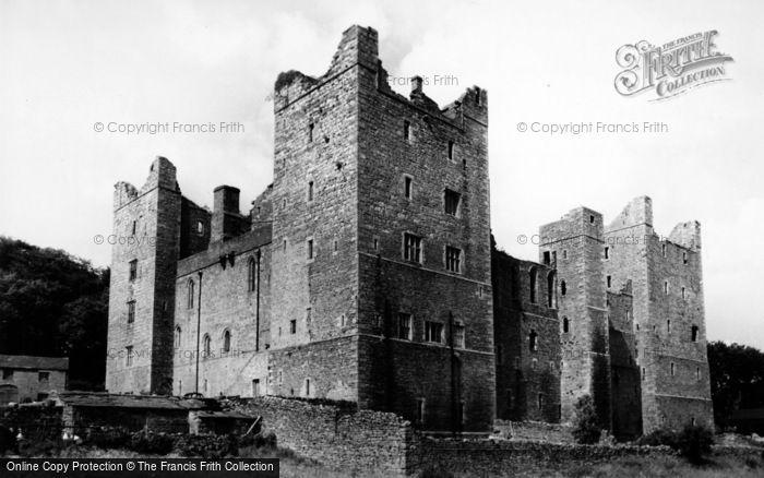 Photo of Castle Bolton, Bolton Castle, c.1960