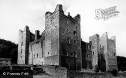 Castle Bolton, Bolton Castle, c.1960