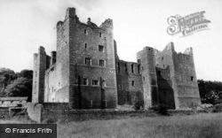 Bolton Castle c.1960, Castle Bolton