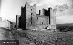 Castle Bolton, Bolton Castle c.1960