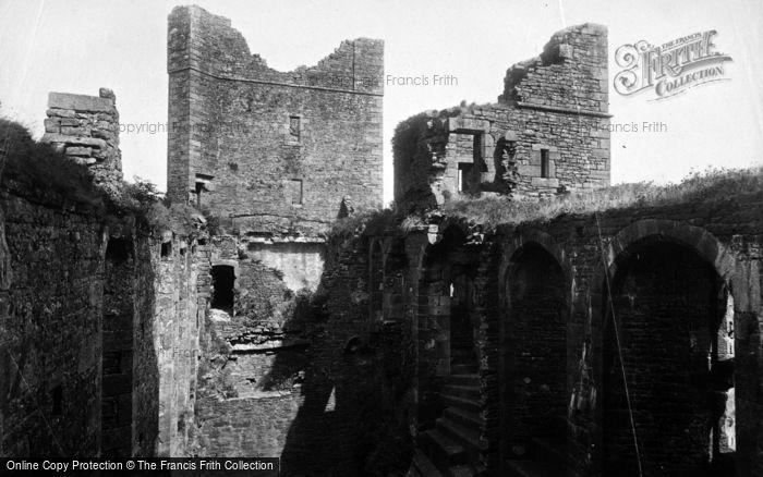 Photo of Castle Bolton, Bolton Castle Chapel 1911