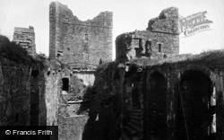 Castle Bolton, Bolton Castle Chapel 1911