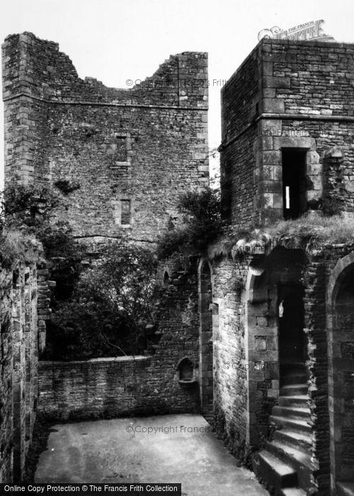 Photo of Castle Bolton, Bolton Castle Chapel c.1955