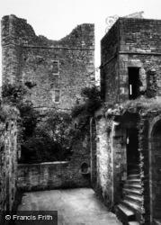 Castle Bolton, Bolton Castle Chapel c.1955