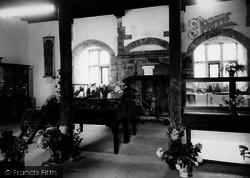 Castle Bolton, Bolton Castle, Great Chamber c.1960