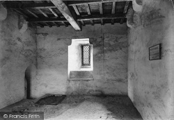Castle Bolton, Bolton Castle, Queen Mary's Room 1911