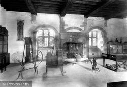 Castle Bolton, Bolton Castle, The Museum 1911