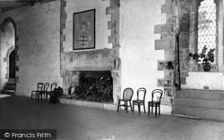 Castle Bolton, Bolton Castle, Upper Chamber Solar c.1960