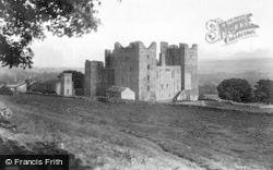 Castle Bolton, Bolton Castle, West 1911