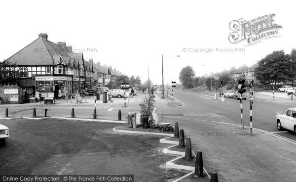 Castle Bromwich, Chester Road c1965