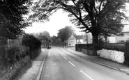 Castle Bromwich, the Village c1965