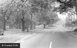 Whateley Green c.1965, Castle Bromwich