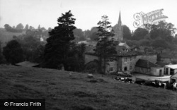 Castle Cary, 1956