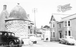 Castle Cary, Baily Hill c.1960