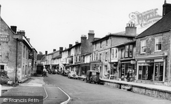 Castle Cary, Fore Street c.1955