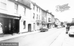 Castle Cary, Fore Street c.1965