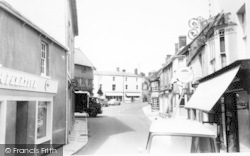 Castle Cary, Fore Street C196