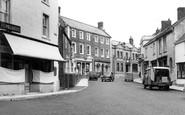 Castle Cary, High Street c1955