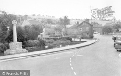 Castle Cary, Horse Pond And Lodge Hill c.1960