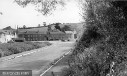 Castle Cary, Lodge Hill c.1960