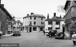 Castle Cary, Market Place c.1955