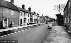 Castle Cary, South Cary c.1960