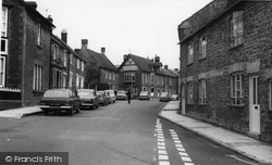 Castle Cary, Station Road c.1970
