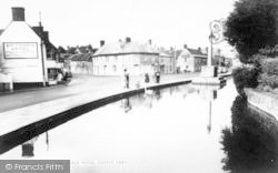 Castle Cary, The Horse Pond c.1960
