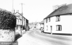 Castle Cary, The Horse Pond c.1970