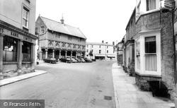 Castle Cary, The Market Place c.1960