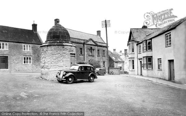 Castle Cary, the Old Prison c1955