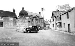 Castle Cary, The Old Prison c.1955