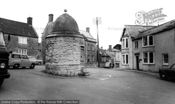 Photo of Castle Cary, The Roundhouse c.1965