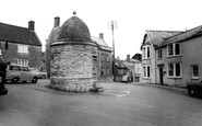 Castle Cary, the Roundhouse c1965