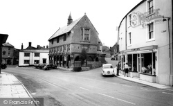 Castle Cary, The Town Hall c.1960