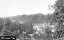 Castle Combe, 1904