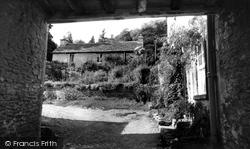 Castle Combe, c.1955