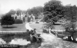 Castle Combe, Manor House 1904